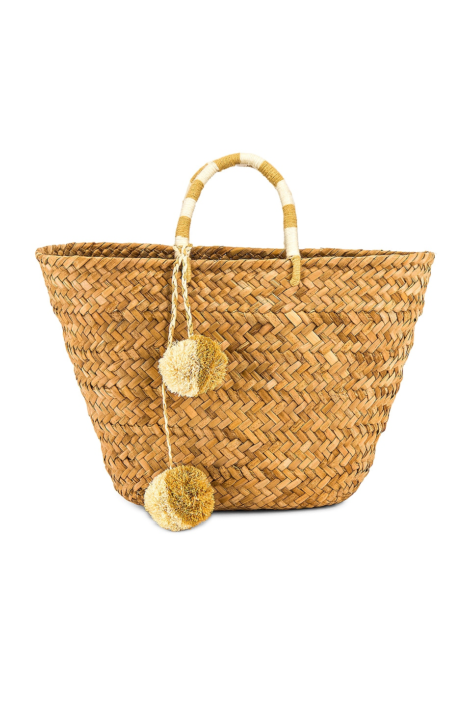 KAYU St. Tropez Tote in Natural
