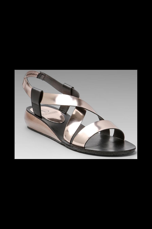 Kelsi Dagger Ginette Sandal in Pewter/Black