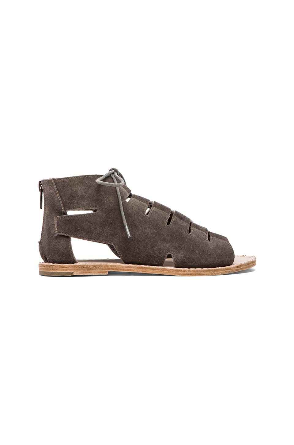Kelsi Dagger Krypton Sandal in Stone Grey
