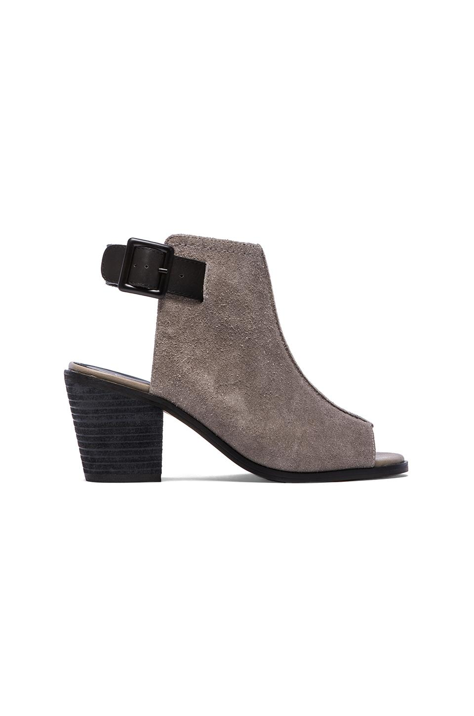 Kelsi Dagger Keira Bootie in Taupe & Black