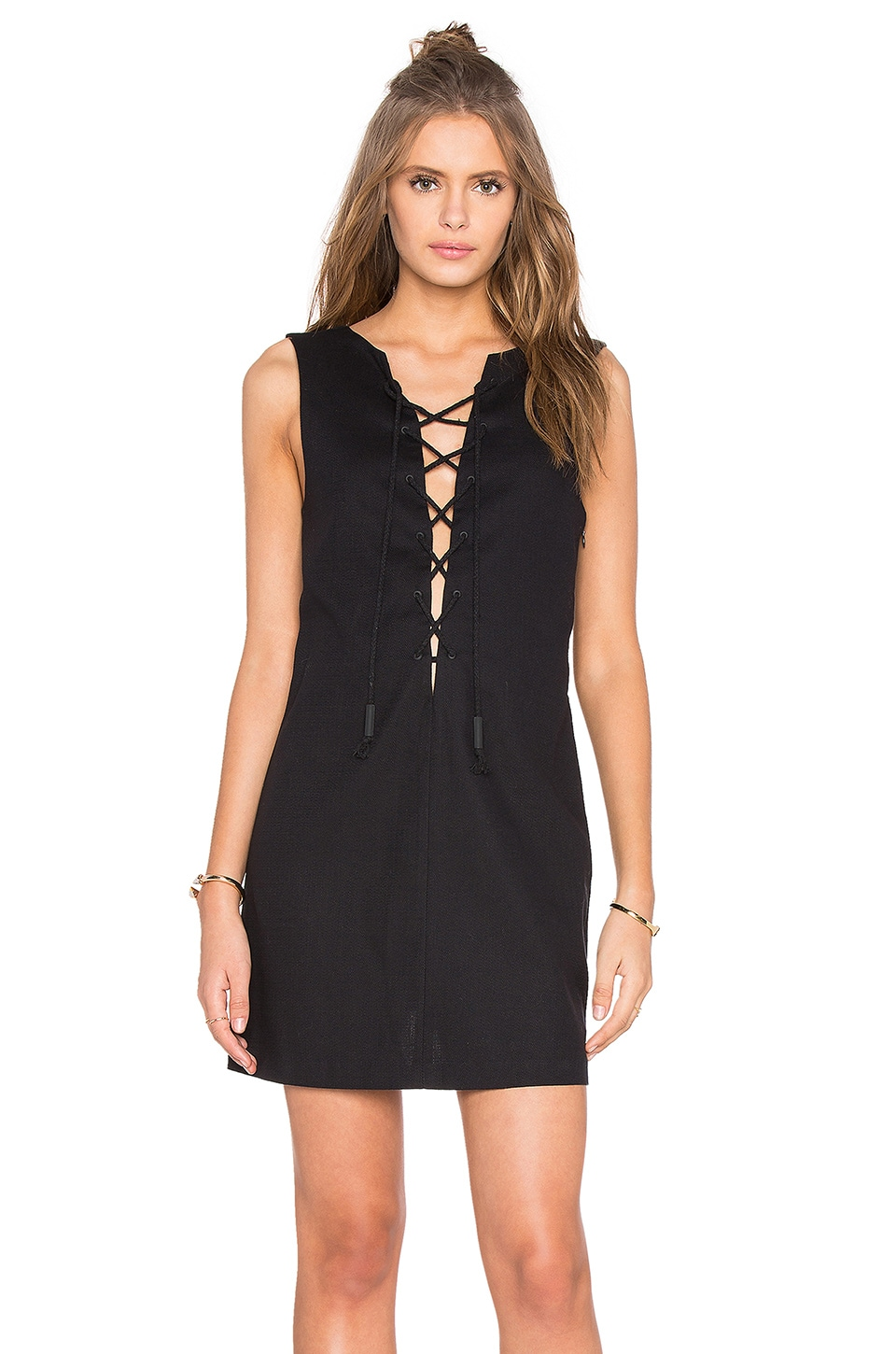 Lace Front Dress by KENDALL + KYLIE