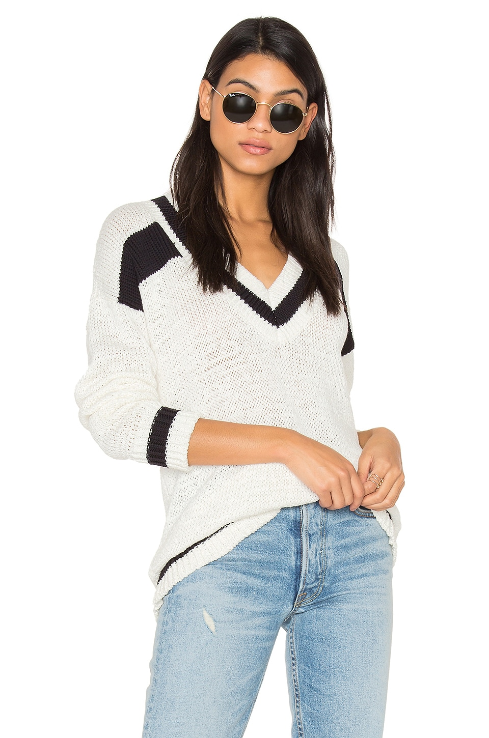 Rugby Sweater by KENDALL + KYLIE
