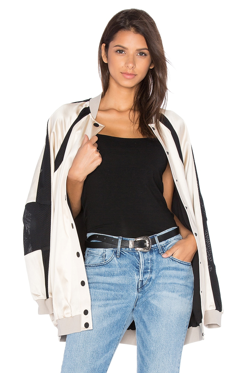 Oversized Bomber Jacket by KENDALL + KYLIE