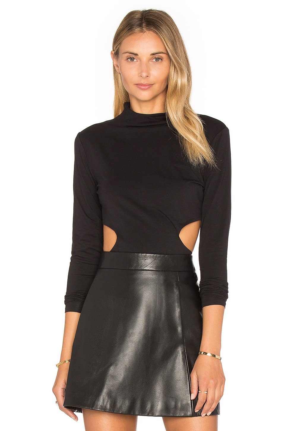Side Cut Out Top by KENDALL + KYLIE