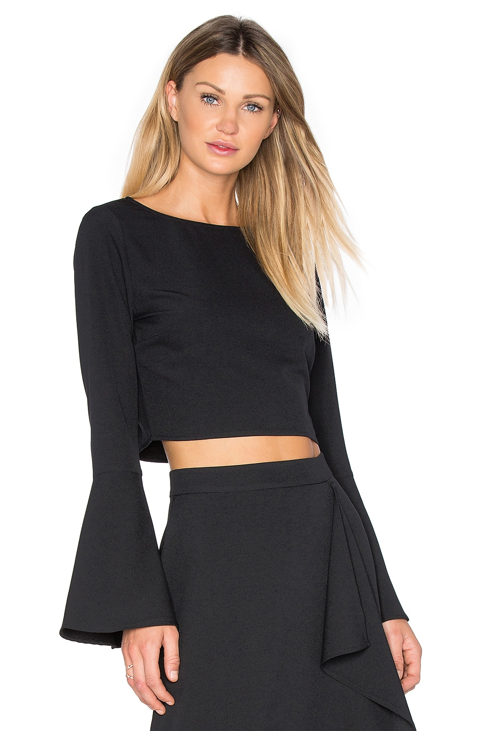 Bell Sleeve Top by KENDALL + KYLIE