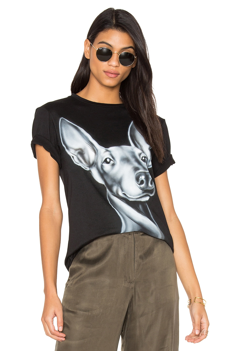 Majestic Norman Tee by KENDALL + KYLIE