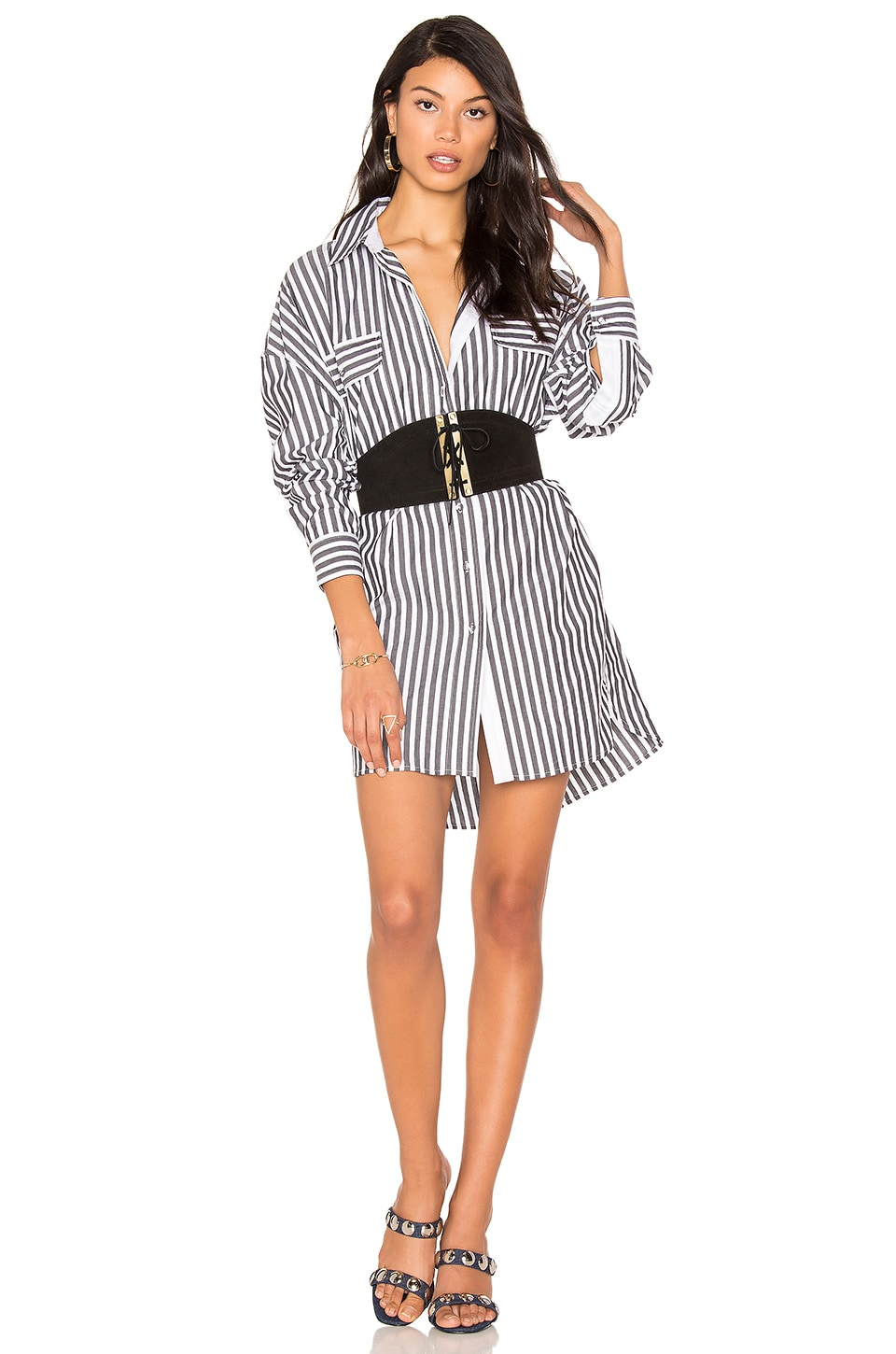 Oversized Button Up by KENDALL + KYLIE