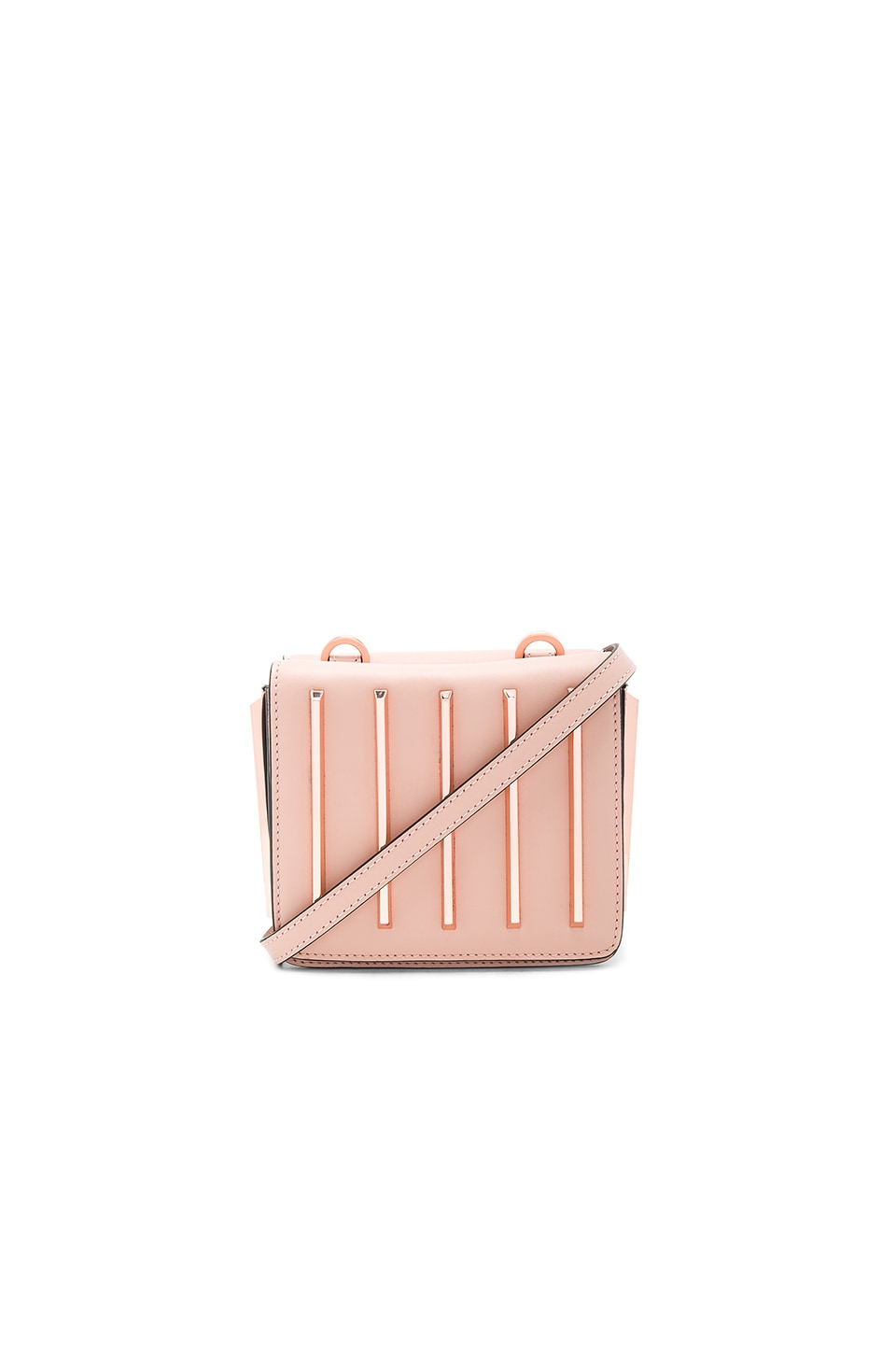 KENDALL + KYLIE Baxter Crossbody Bag in Rose Cloud