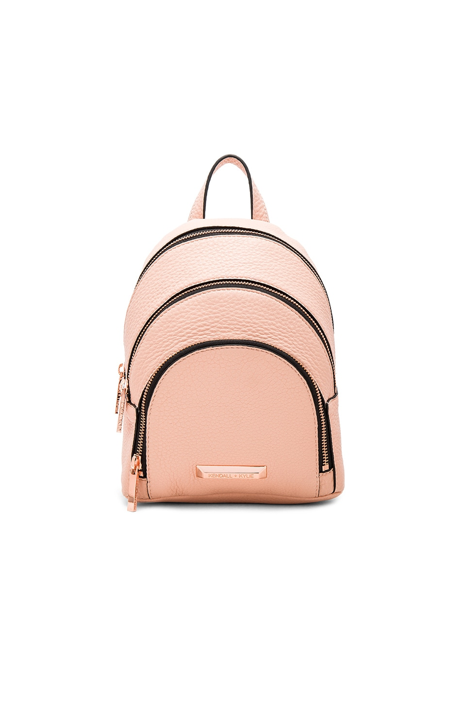 KENDALL + KYLIE Sloane Mini Backpack in Rose Cloud