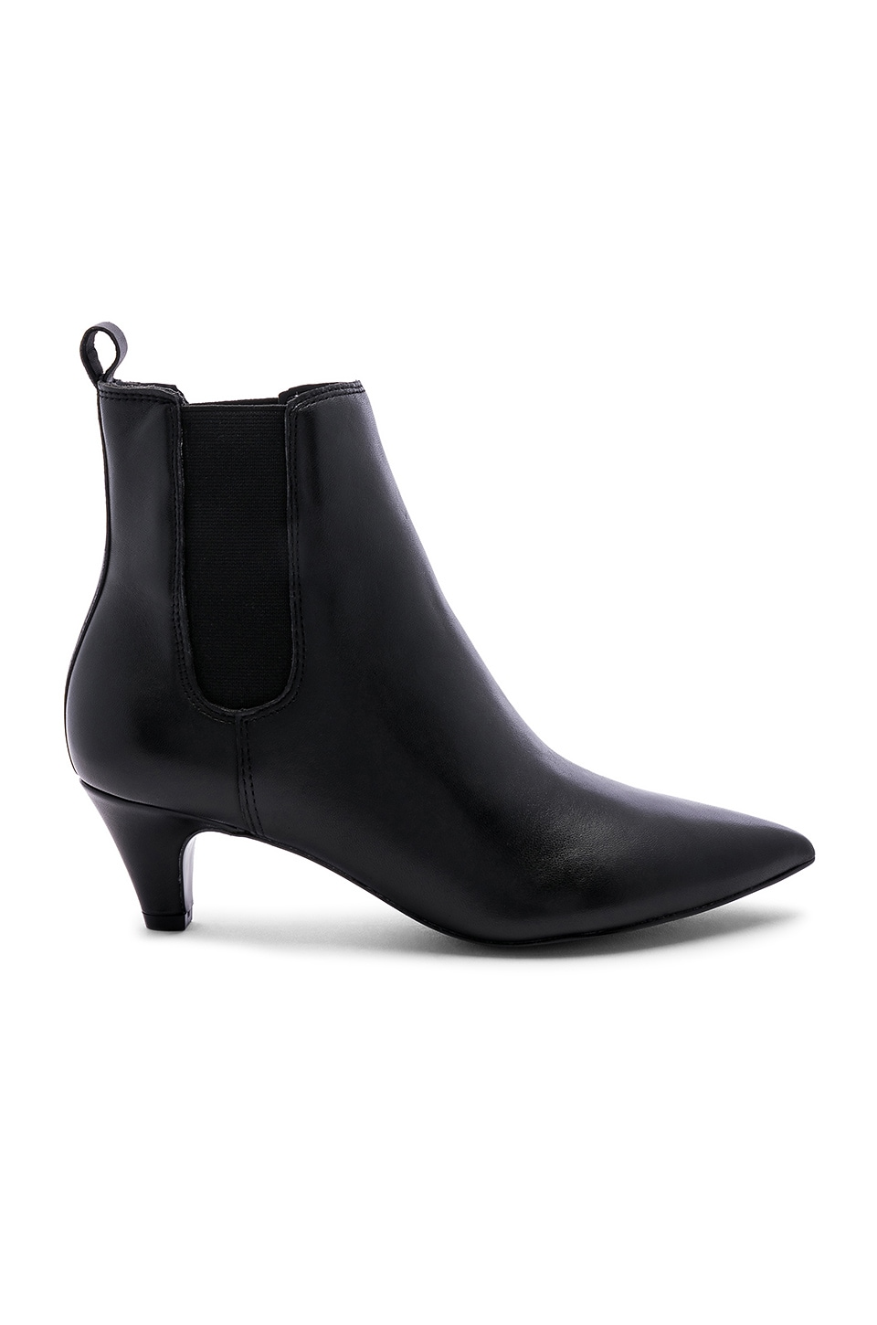 KENDALL + KYLIE Pierce Bootie in Black
