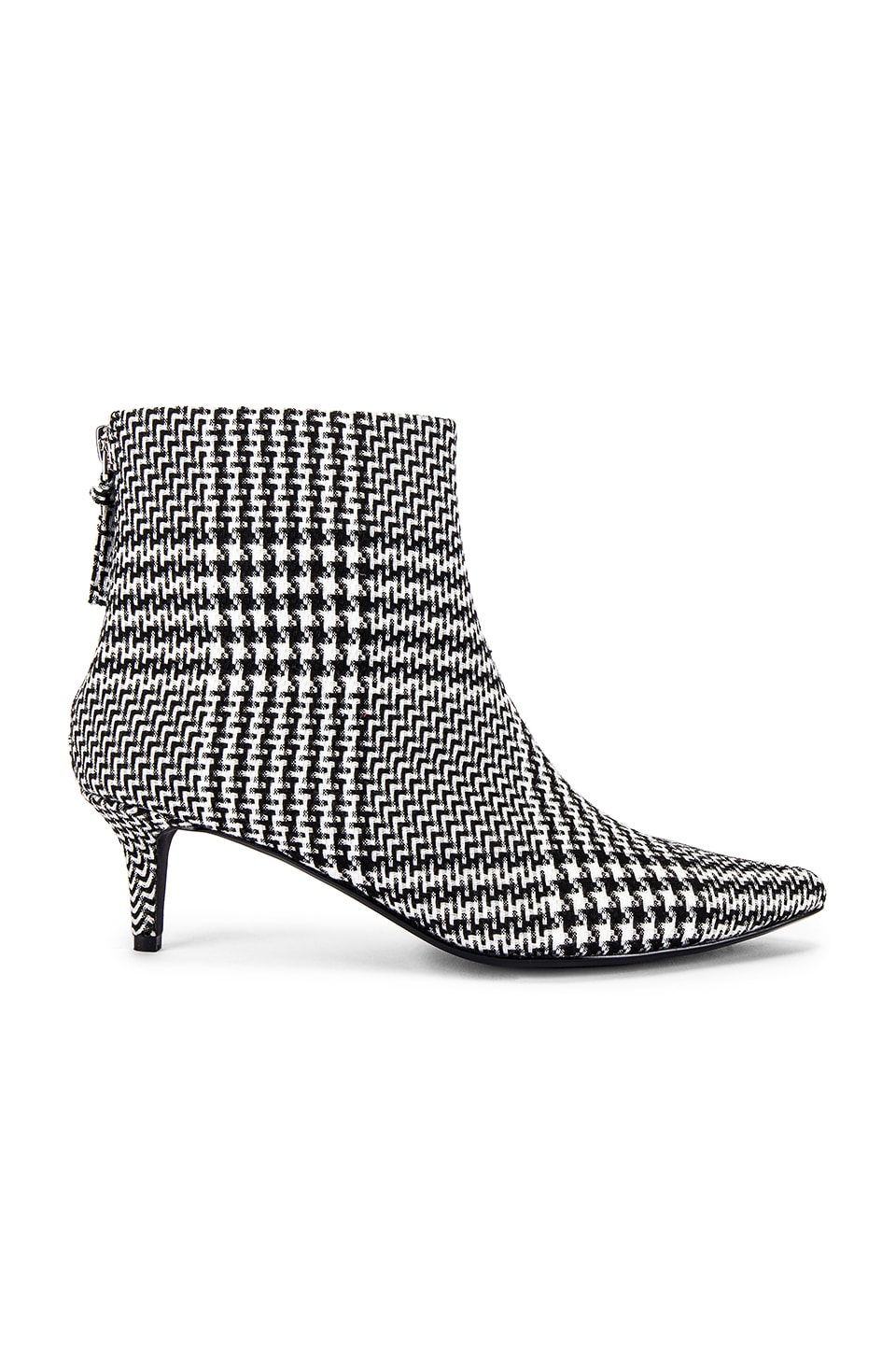 KENDALL + KYLIE Kara Bootie in Black & White