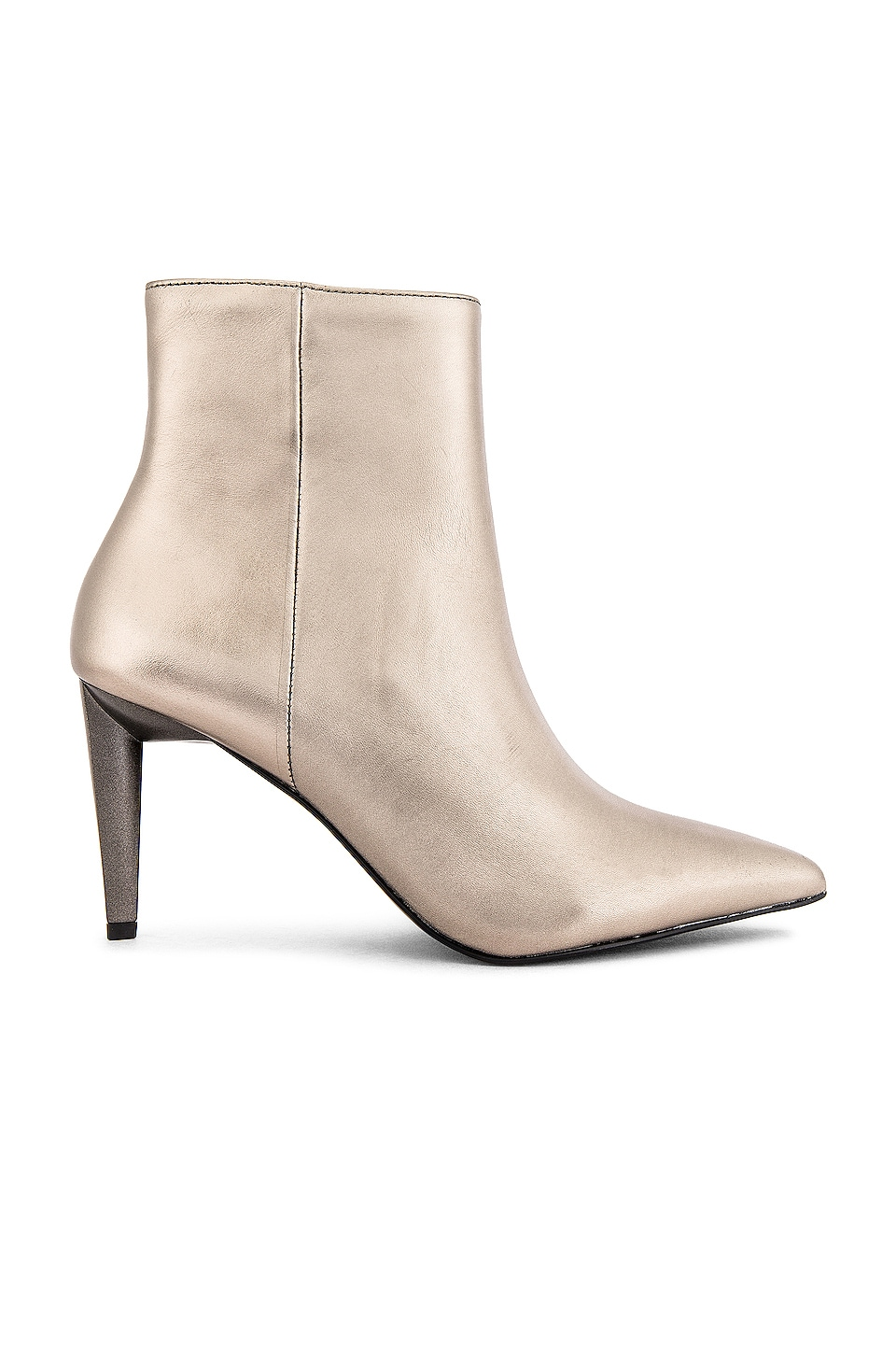 KENDALL + KYLIE Zoe Bootie in Pewter
