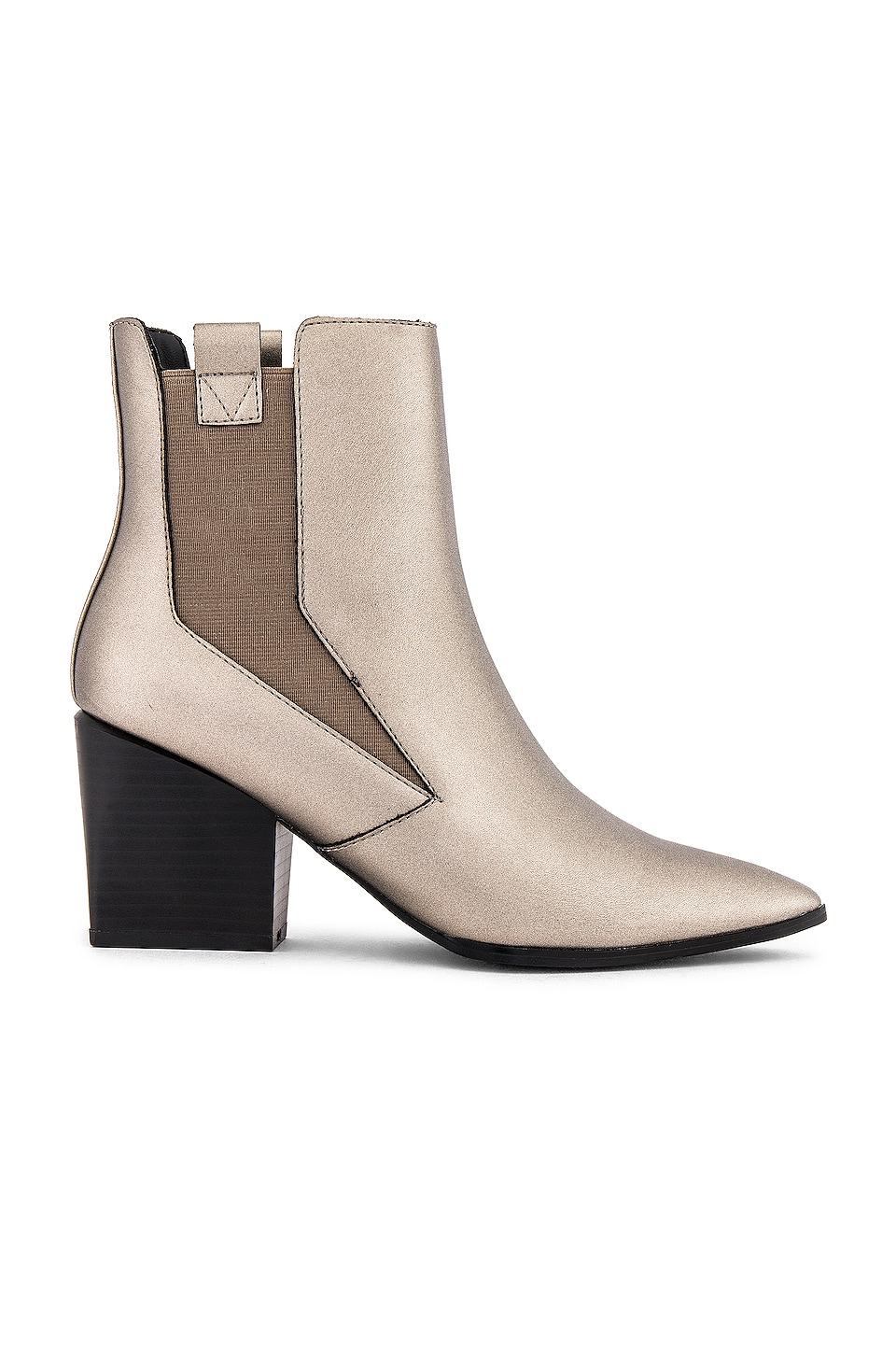 KENDALL + KYLIE Finigan Bootie in Pewter