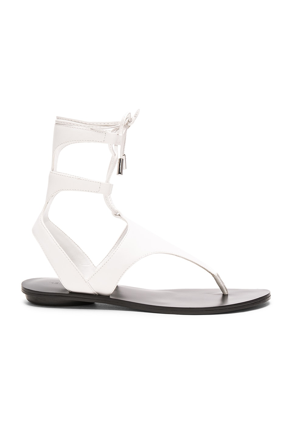 KENDALL + KYLIE Faris Sandal in White
