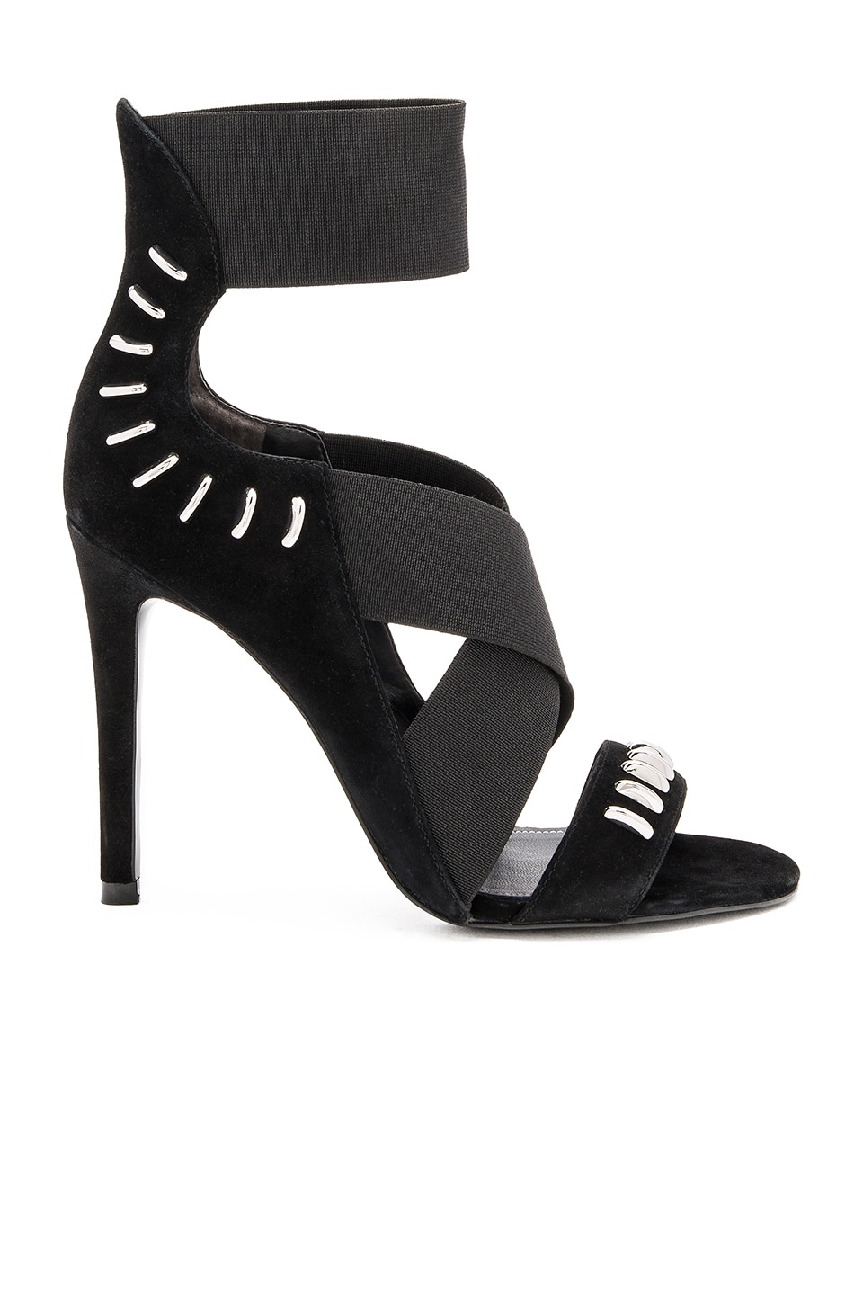 KENDALL + KYLIE Gianna Heel in Black Multi