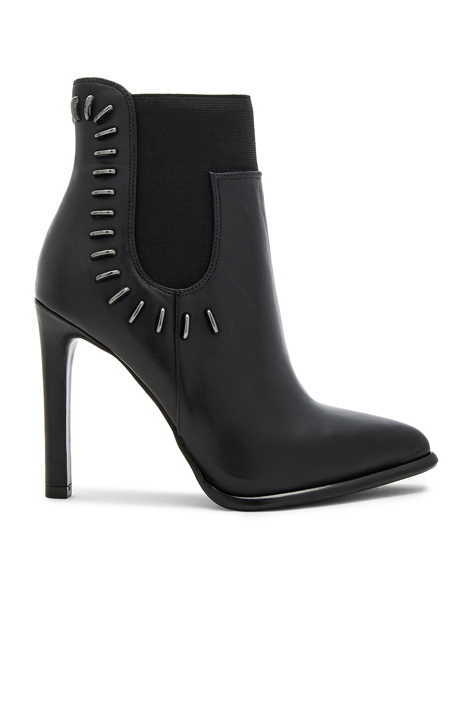 KENDALL + KYLIE Cassidy Bootie in Black & Black