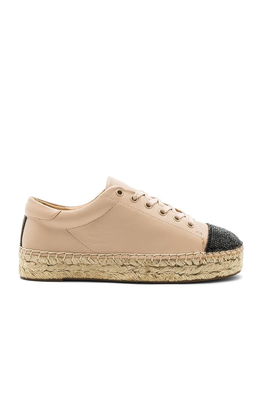 KENDALL + KYLIE Joslyn Sneaker in Lite Latte
