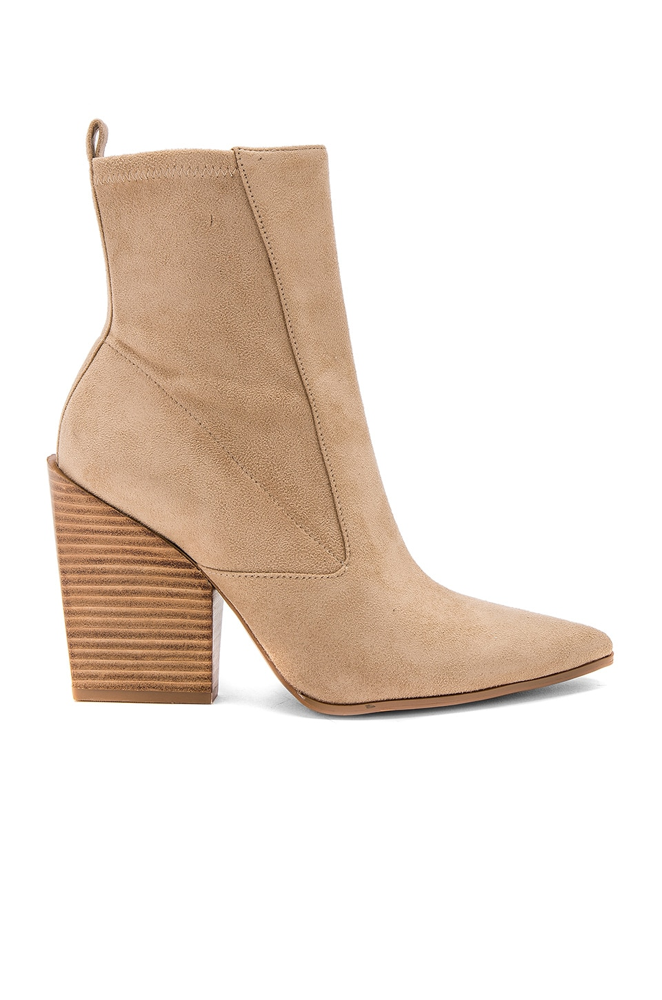 KENDALL + KYLIE Fallyn Bootie in New Camel