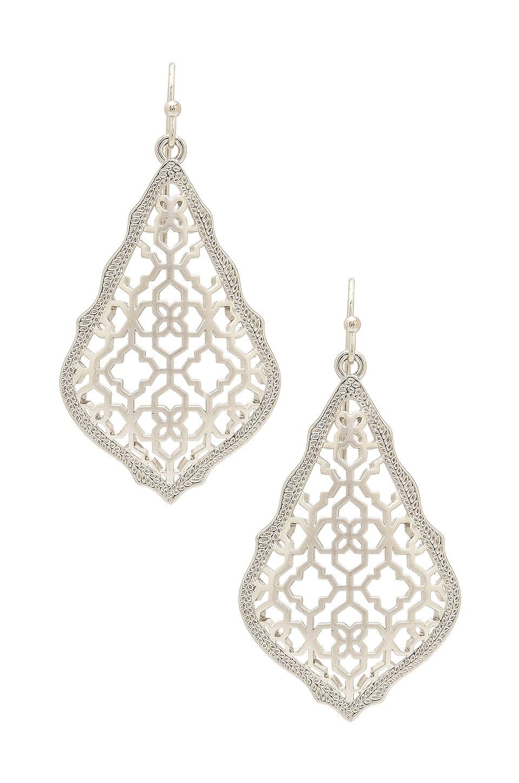 Kendra Scott Addie Earring in Silver