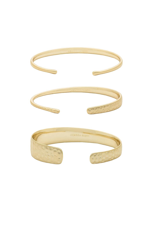 Kendra Scott Tiana Bracelet in Gold