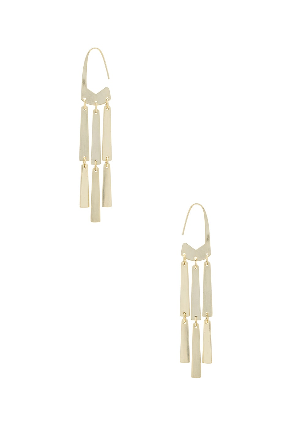 Kendra Scott Mallie Earrings in Gold