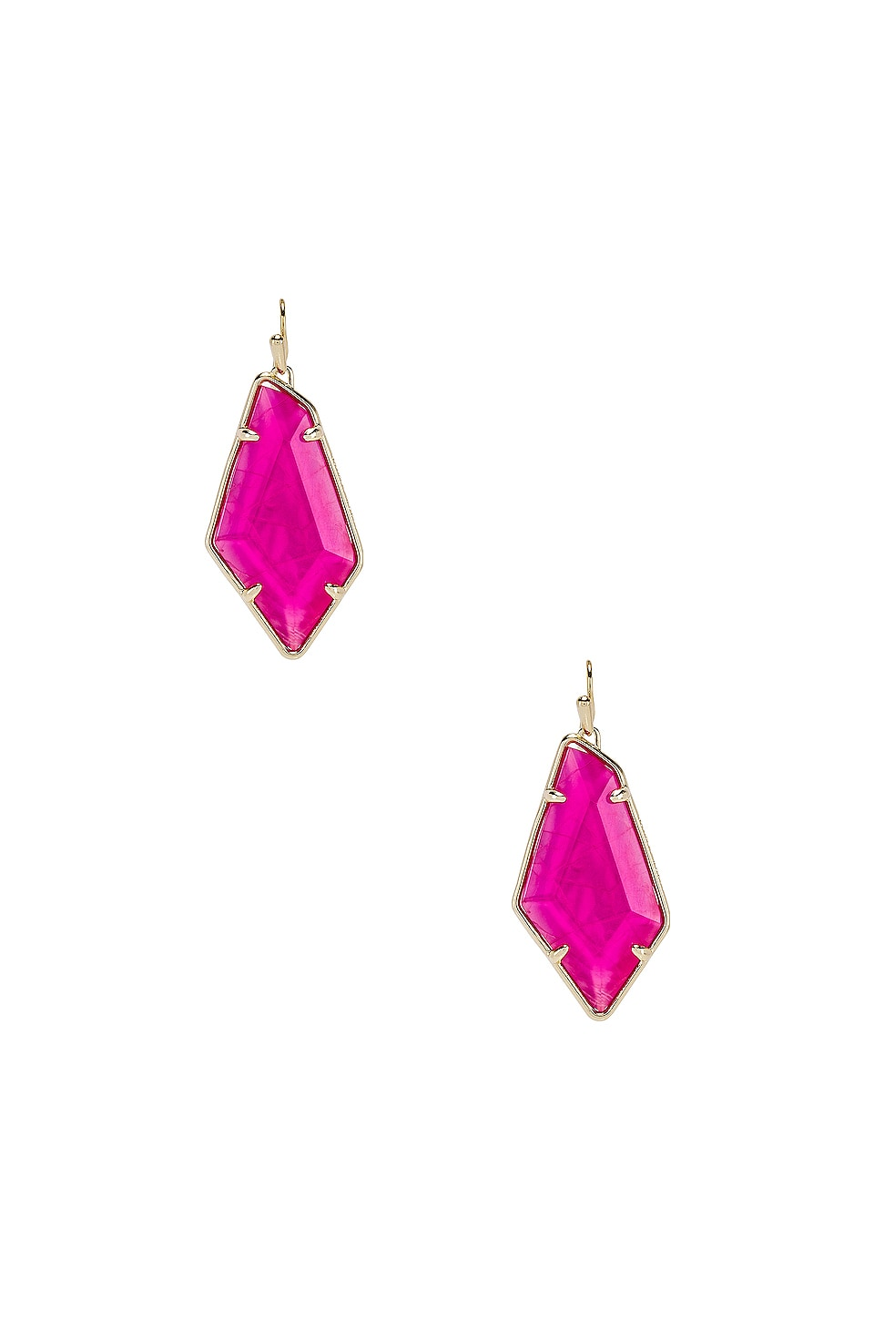 Kendra Scott Emmie Earrings in Gold Azalea Illusion
