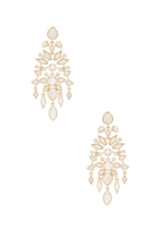 Kendra Scott Aryssa Chandelier Earring in Gold