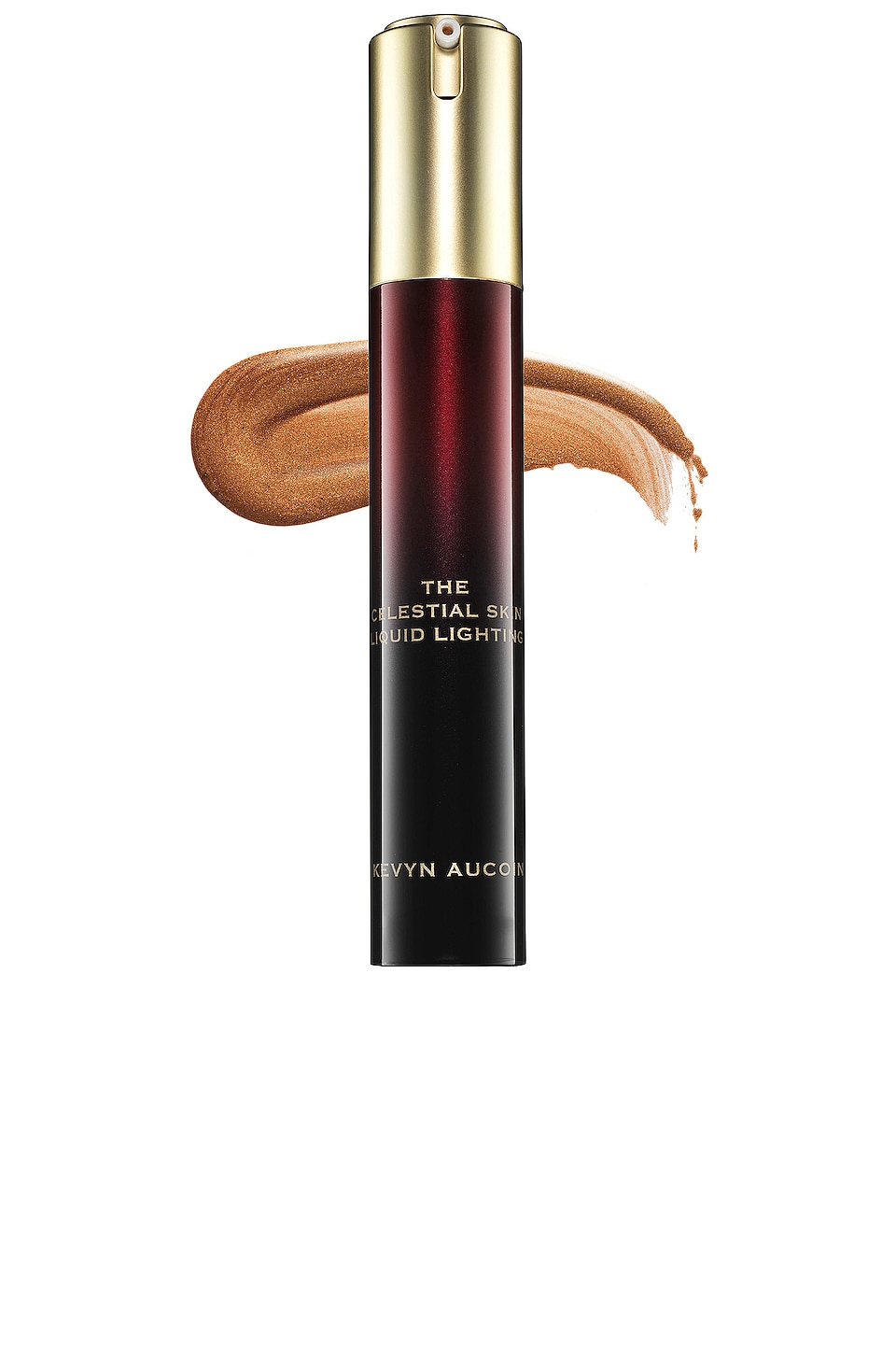 Kevyn Aucoin The Celestial Skin Liquid Lighting in Sunlight