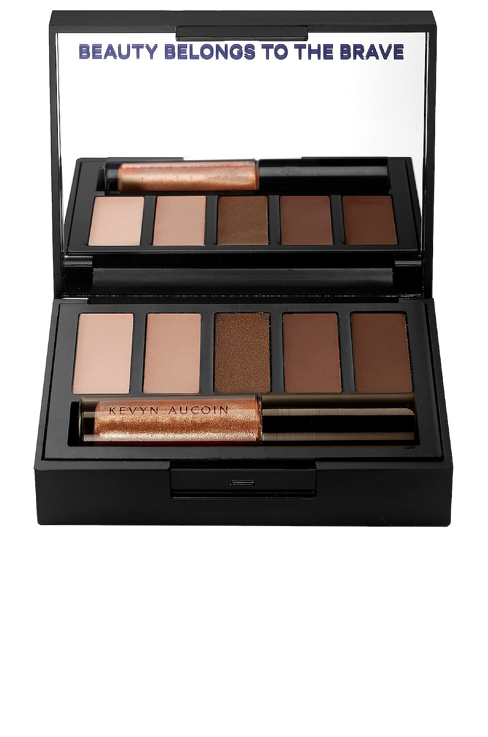 Kevyn Aucoin Emphasize Eye Design Palette in Focused