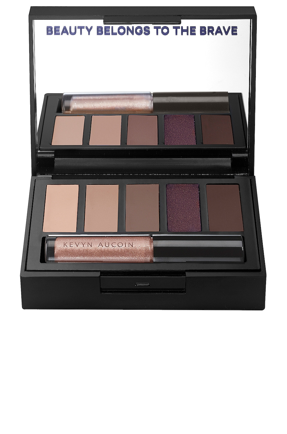 Kevyn Aucoin Emphasize Eye Design Palette in As Seen In