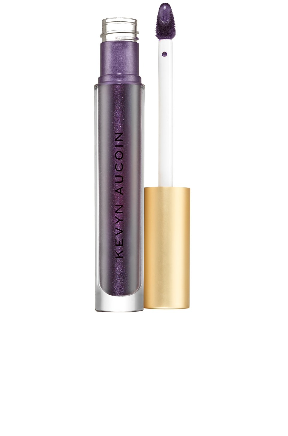 Kevyn Aucoin The Molten Metals Lip Color in Carbon