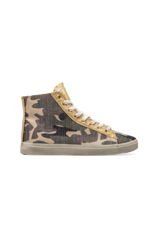 KIM & ZOZI Camohi Sneaker in Gold