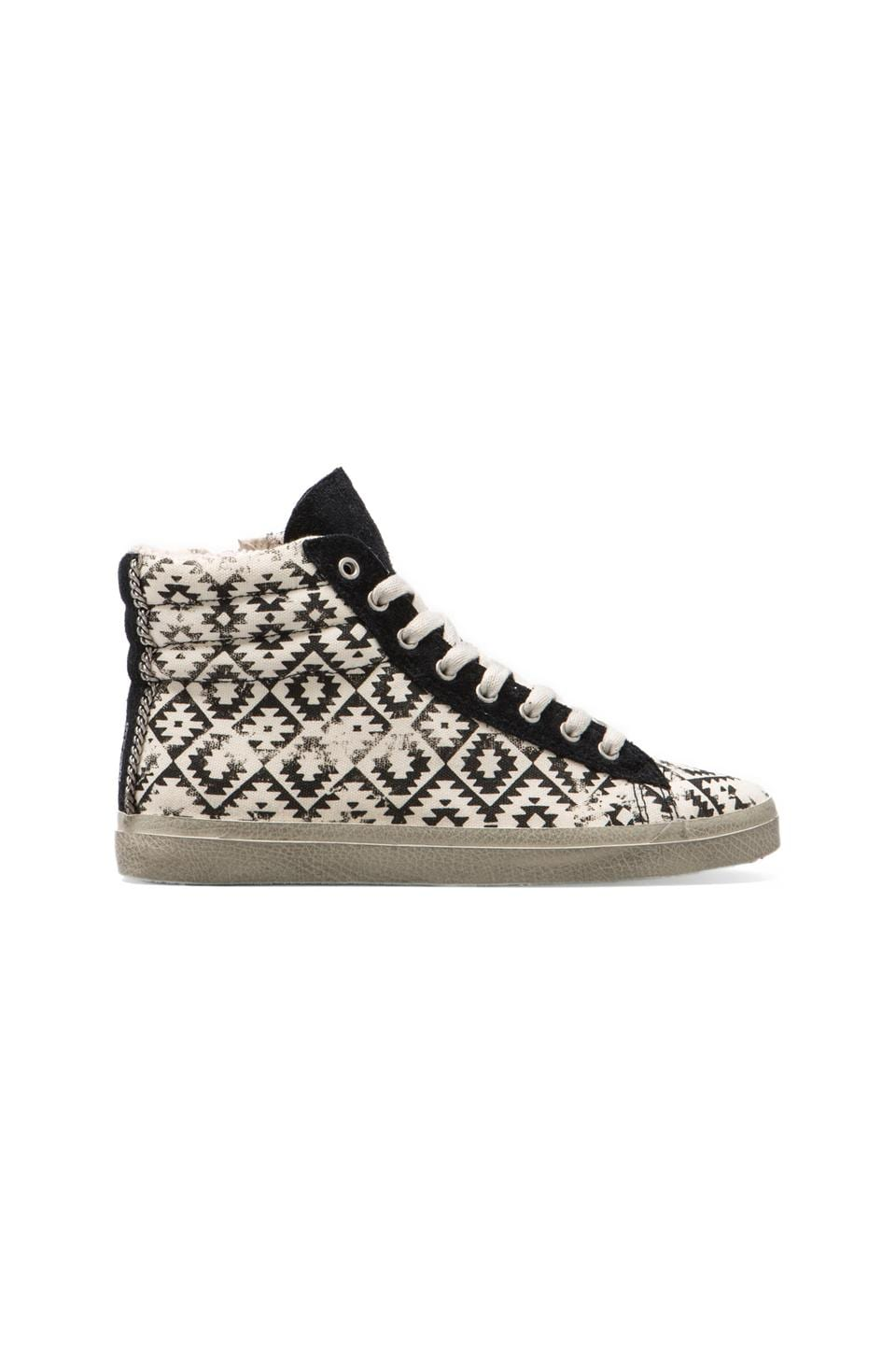 KIM & ZOZI Gypster Sneaker in Black