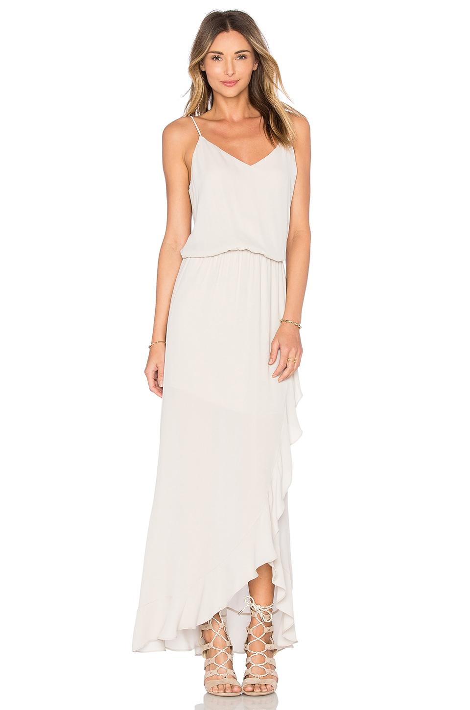 Ruffle Maxi Dress by Krisa