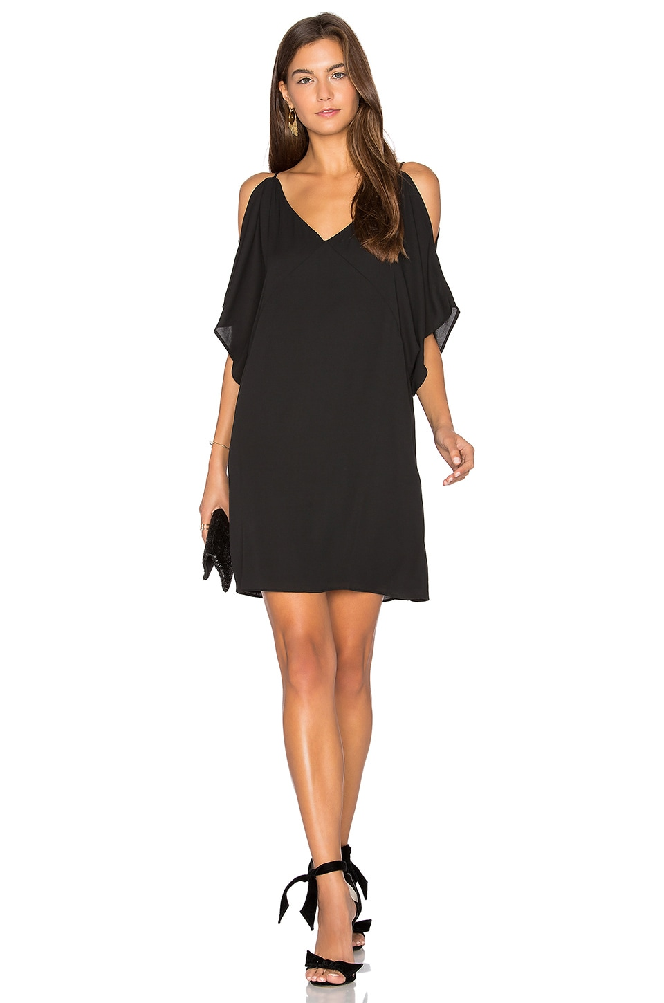 Split Sleeve Slip Dress by krisa