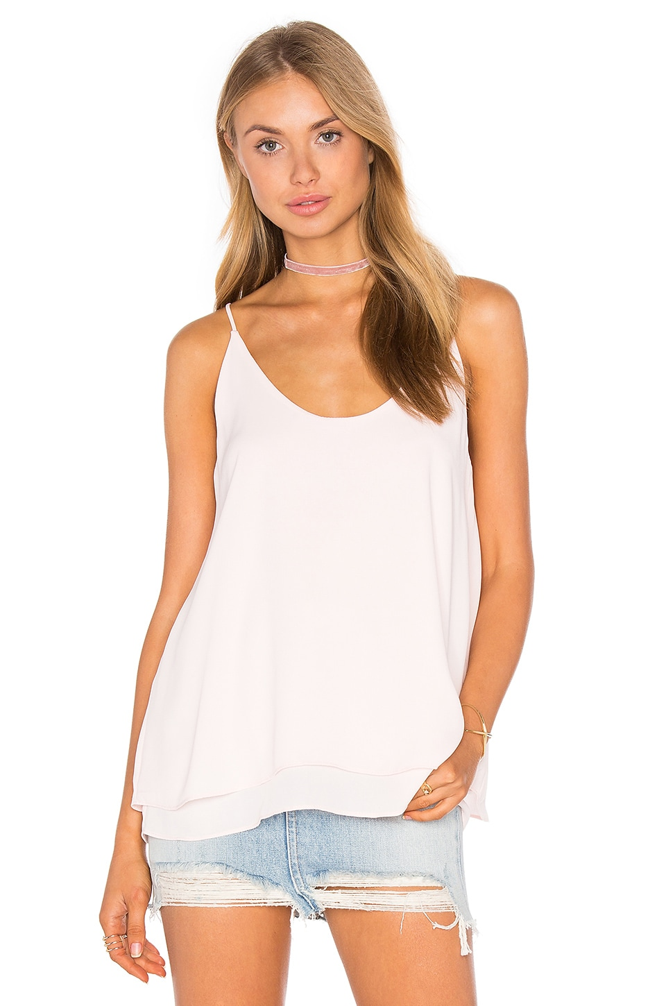 Double Layer Cami by Krisa