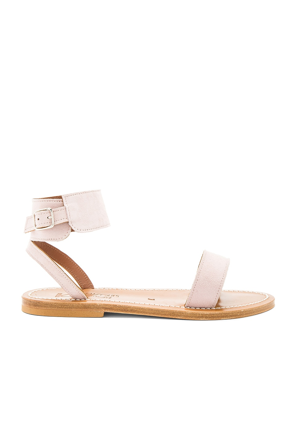 Saratoga Sandal by K Jacques