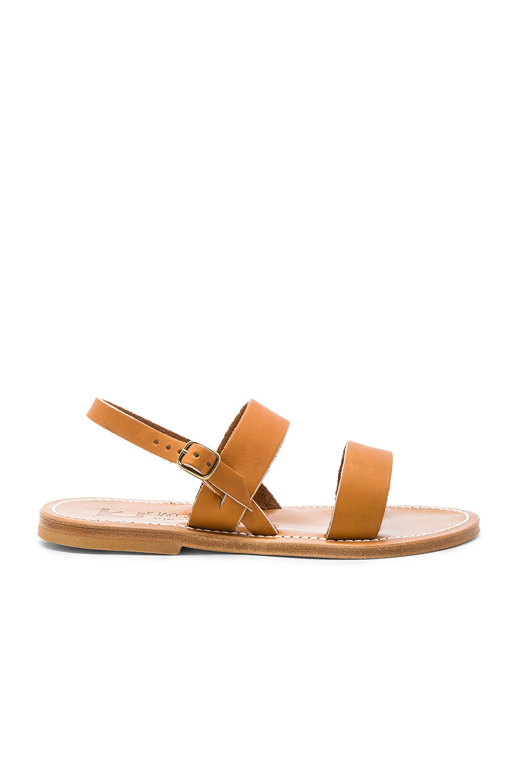 Barigoule Sandal by K Jacques