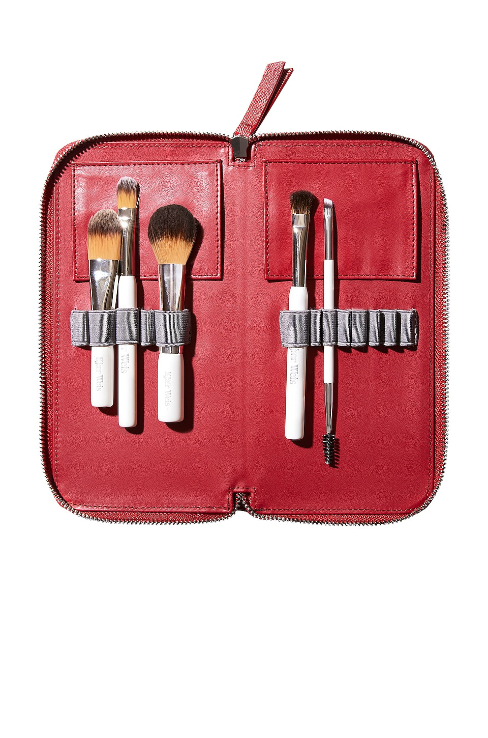 Kjaer Weis LOT DE PINCEAUX À MAQUILLAGE THE BEAUTY CLUTCH