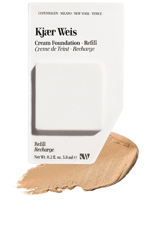 Kjaer Weis Cream Foundation Refill in Silken