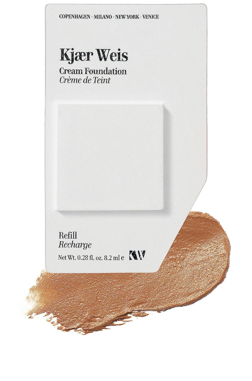 Kjaer Weis Cream Foundation Refill in Transparent