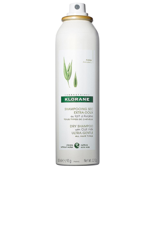 Klorane Aerosol Dry Shampoo with Oat Milk