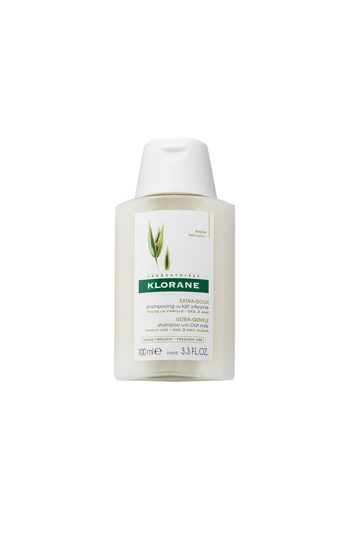 Klorane Travel Shampoo with Oat Milk