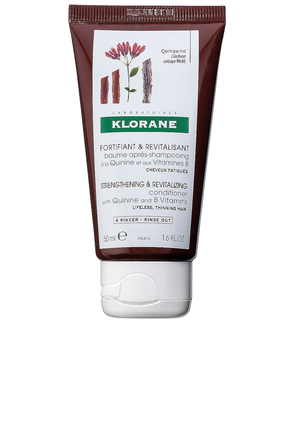 Klorane Travel Conditioner with Quinine and B Vitamins