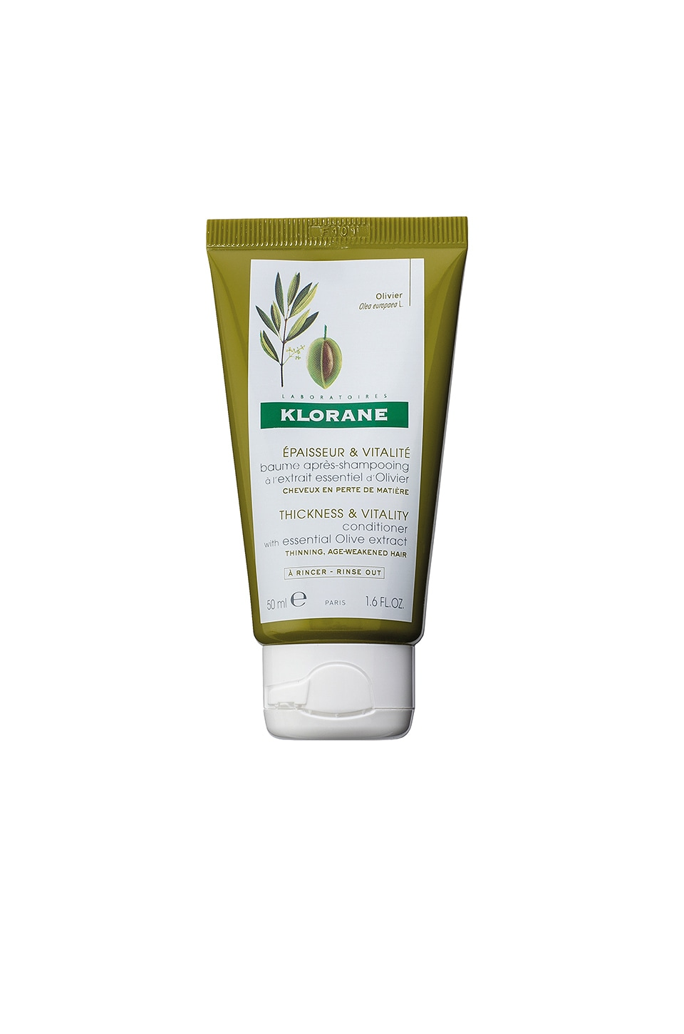 Travel Conditioner with Essential Olive Extract