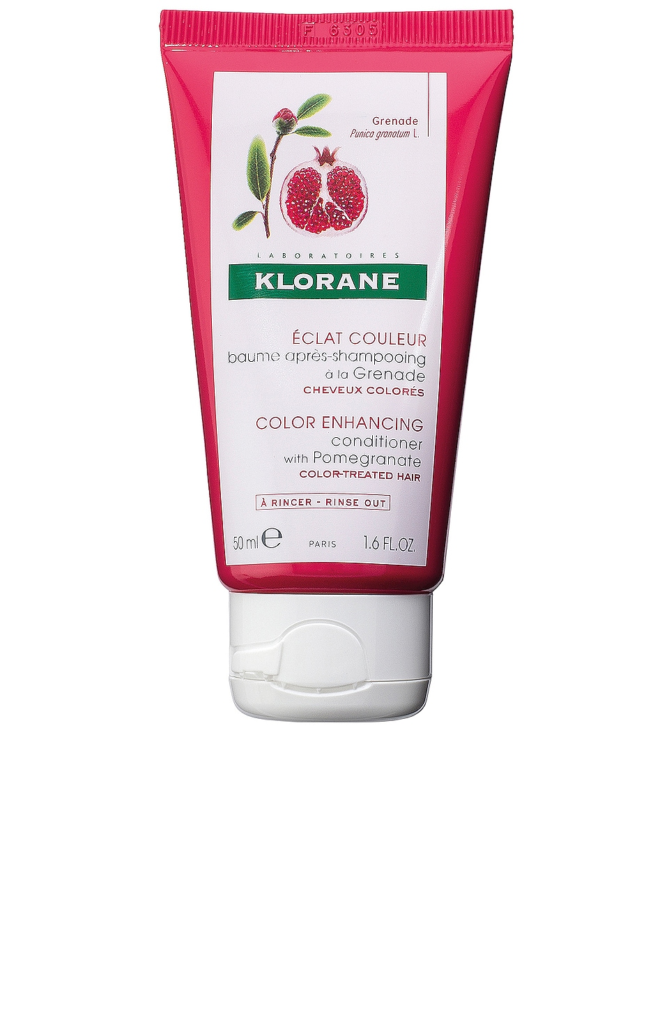 Klorane Travel Conditioner with Pomegranate