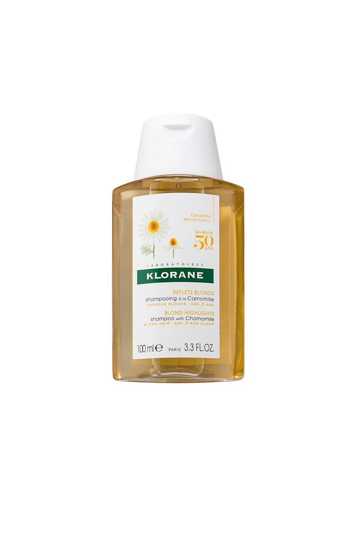 Travel Shampoo with Chamomile