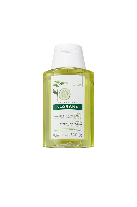 Klorane Travel Shampoo with Citrus Pulp