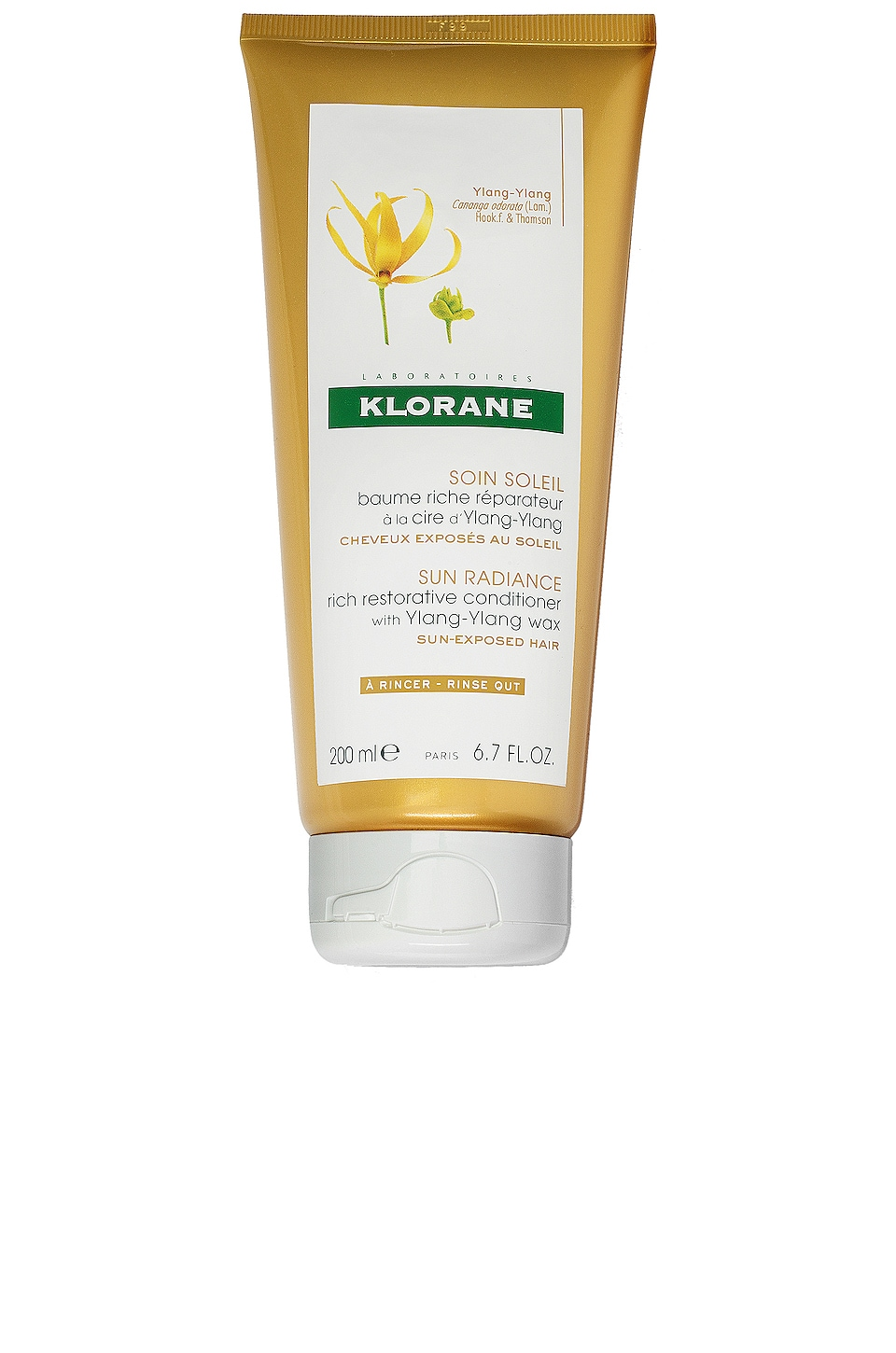 Klorane Restorative Conditioner with Ylang-Ylang