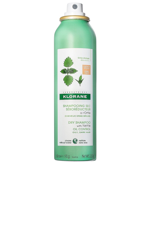 Klorane Dry Shampoo with Nettle in Dark Tint